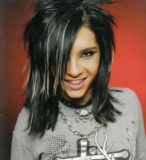Bill Kaulitz Hairstyles - Celebrity Hairstyle Ideas