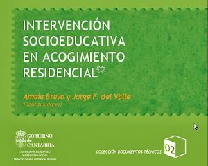 P. Intervención socioeducativa en acogimiento residencial