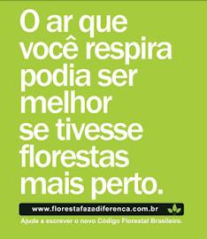 Floresta faz Diferença