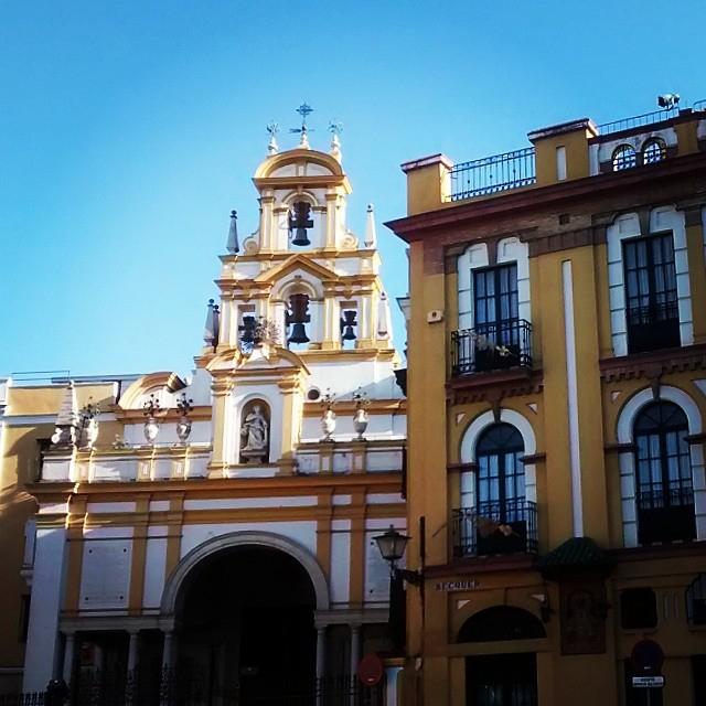 Iglesia de la Macarena, Sevilla