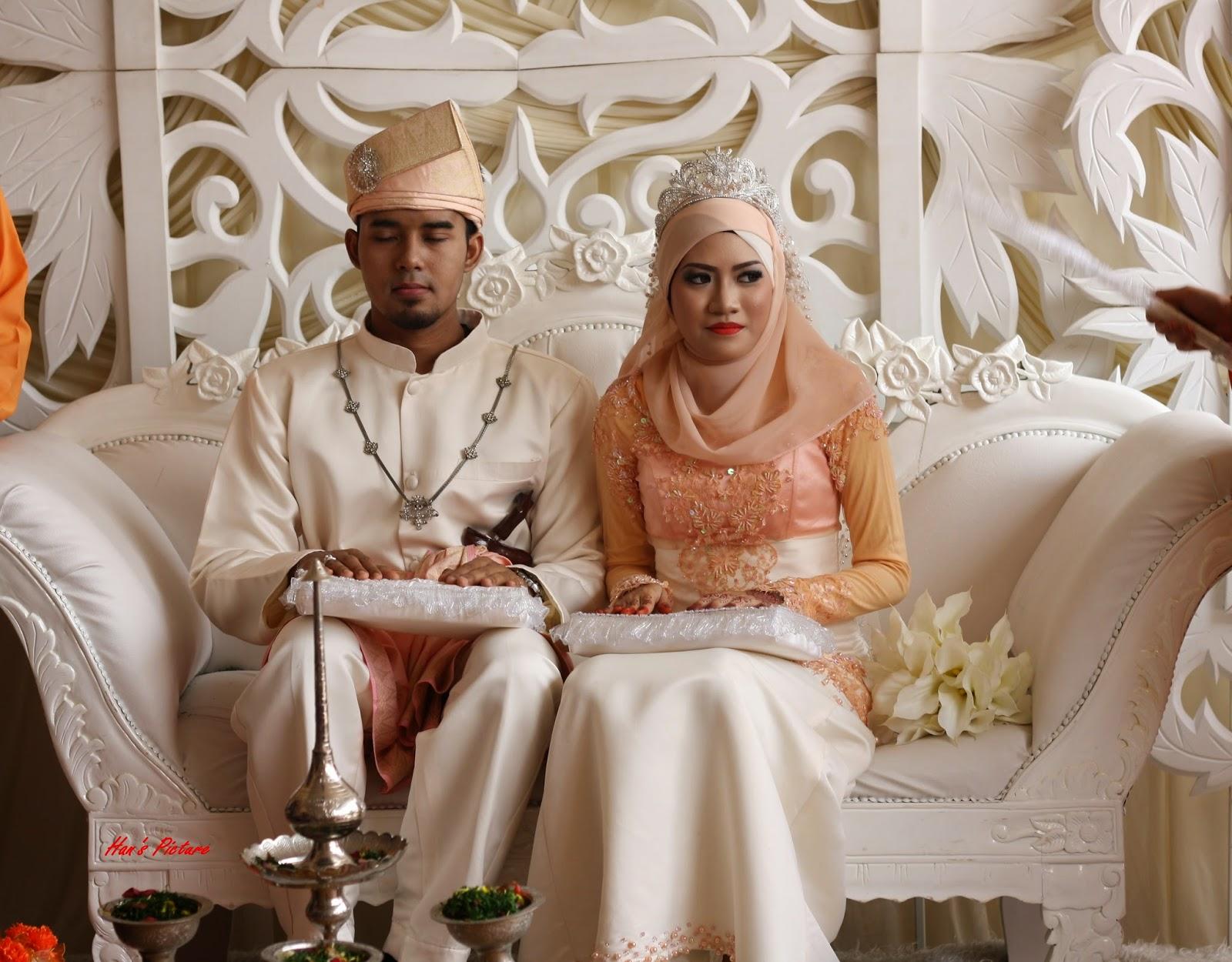 Perkahwinan Sepupu Jun Dan Inn