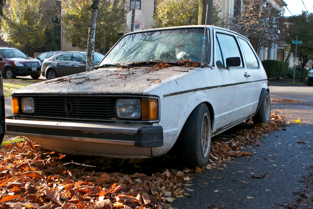 the street peep 1981 volkswagen rabbit diesel. Black Bedroom Furniture Sets. Home Design Ideas