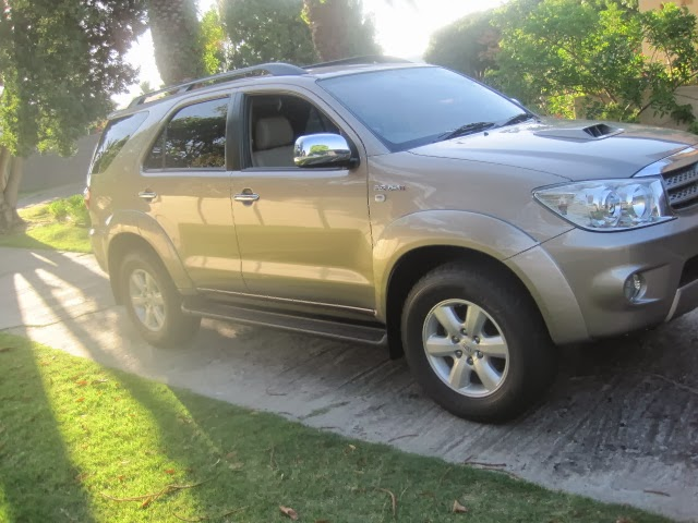 Used cars for sale in Cape Town -  Toyota Fortuner