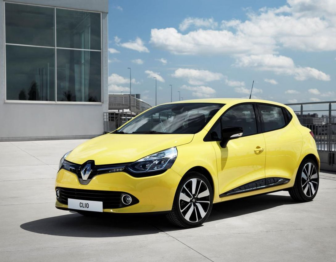 in4ride brand new renault clio 4 revealed. Black Bedroom Furniture Sets. Home Design Ideas
