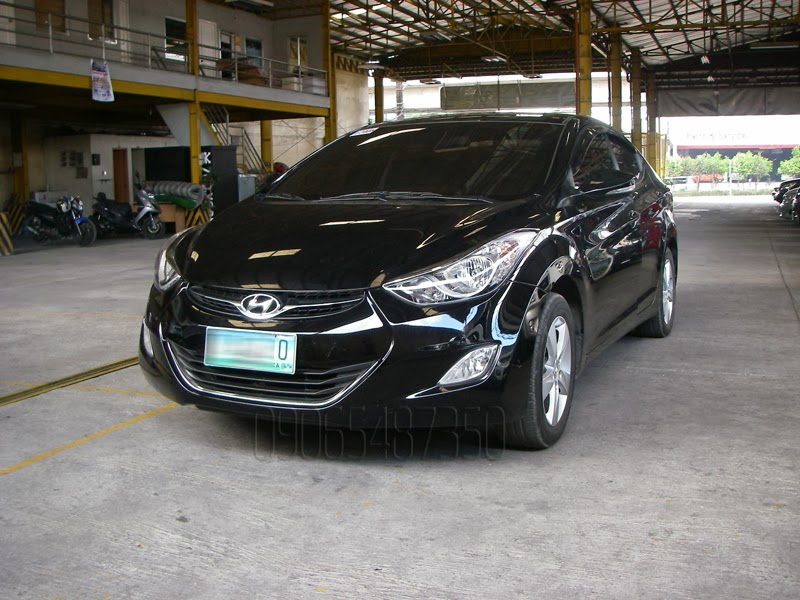 Cars For Sale In The Philippines Hyundai Elantra 1 8gls