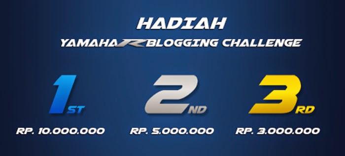 Yamaha R Blogging Challenge