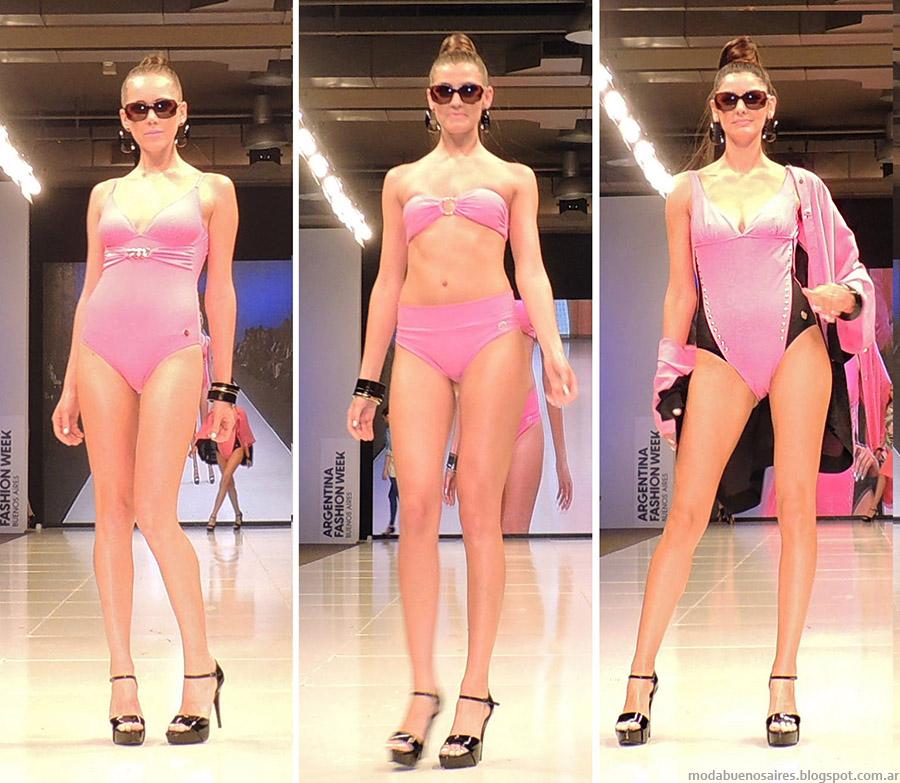 Adriana Costantini primavera verano 2015. Moda trajes de baño verano 2015.