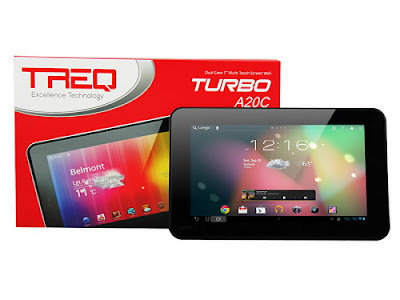 TREQ A20C Wifi 8Gb/16Gb