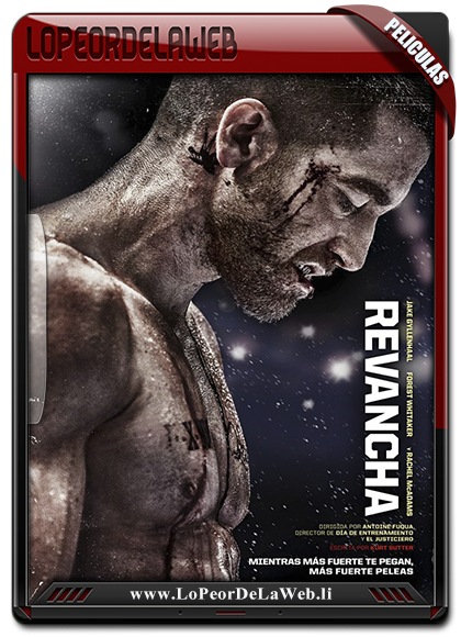 Revancha (Southpaw) BRrip 720p Latino 2015 [Mega]
