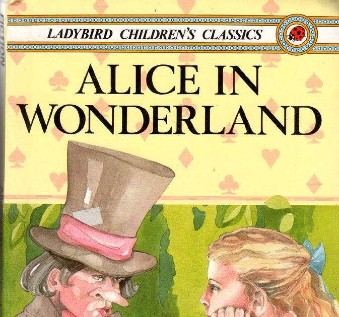 Alice Big And Small Ladybird Children 180 S Classics Alice In