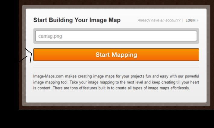 jak zrobić graficzne menu w Image Maps