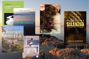 I miei romanzi