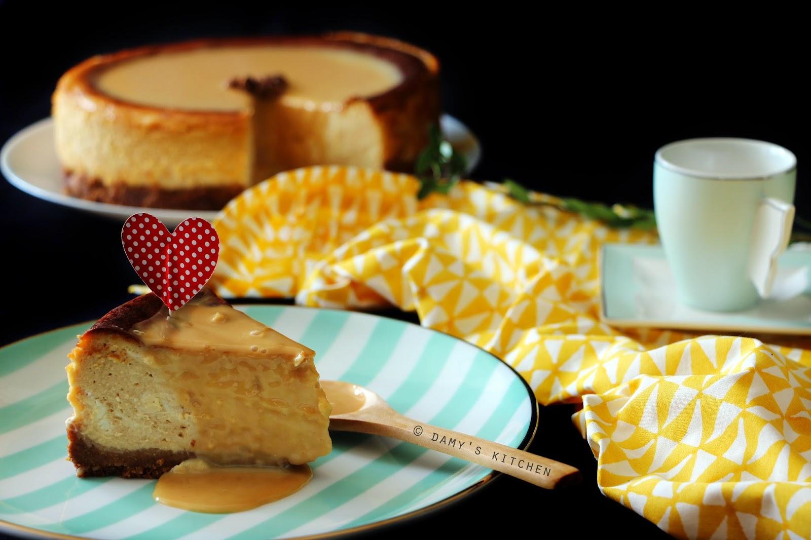 Süt Reçelli Cheesecake
