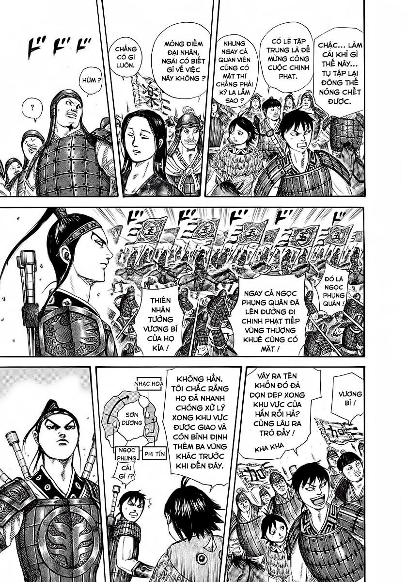 Kingdom - Vương Giả Thiên Hạ Chapter 250 page 4 - IZTruyenTranh.com