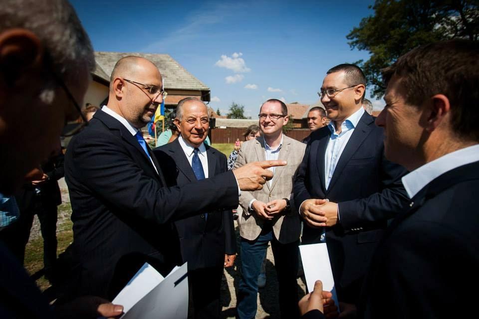 Kelemen-Ponta alku, államelnök-választások, Románia, RMDSZ, Victor Ponta,
