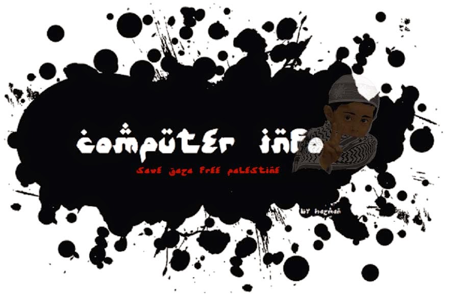 COMPUTER INFO