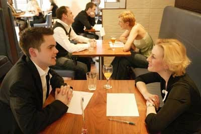 speed dating exercise for teams