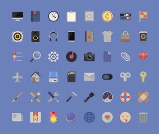 Icons - Free PSD
