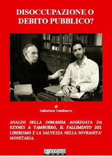 DISOCCUPAZIONE O DEBITO PUBBLICO ebook gratis