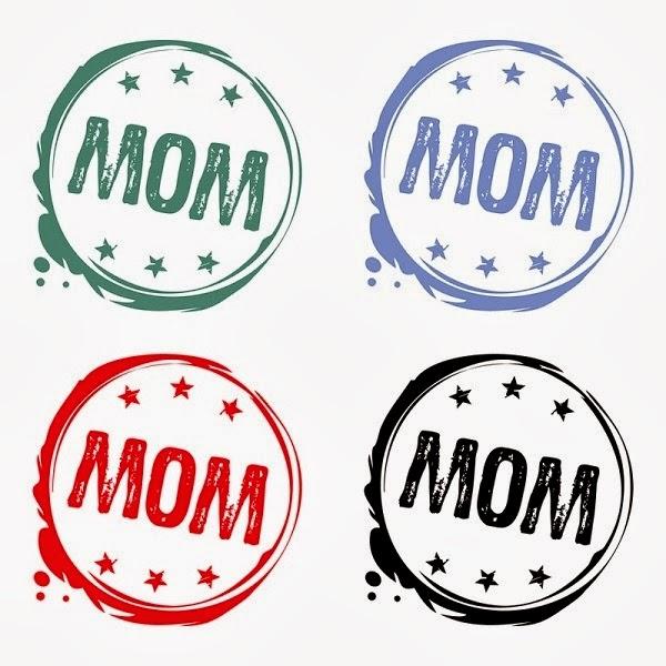 stampila MOM