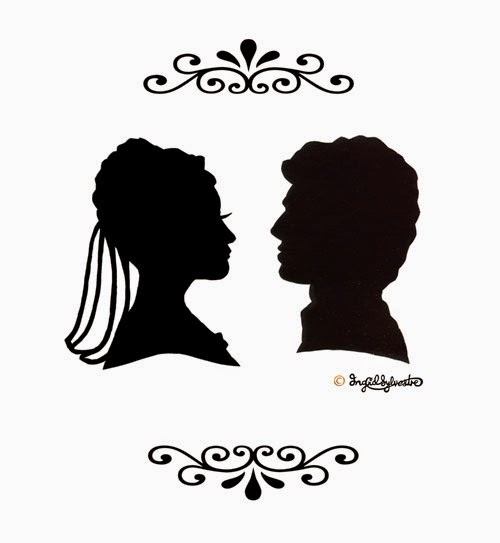 Wedding Silhouettes Bride & Groom North East Wedding Entertainment ideas Party Entertainment Christmas Party Entertainment Corporate Events Wedding Caricatures and Silhouettes Ingrid Sylvestre UK caricaturist & silhouette artist North East Newcastle upon Tyne Durham Sunderland Middlesbrough Teesside Northumberland Yorkshire