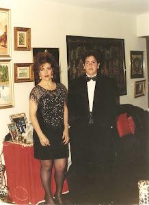 Loly Señaris Calviño y Alexander J Montoto Señaris
