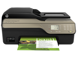 Driver Impressora Multifuncional HP Deskjet Ink Advantage 4625