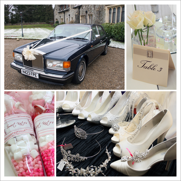 Eastwell Manor Wedding Fayre