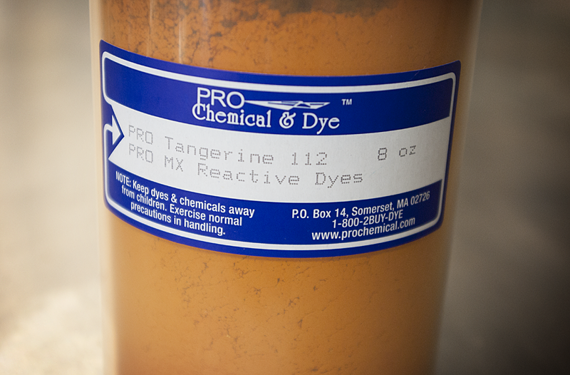 pro chemical and dye instructions