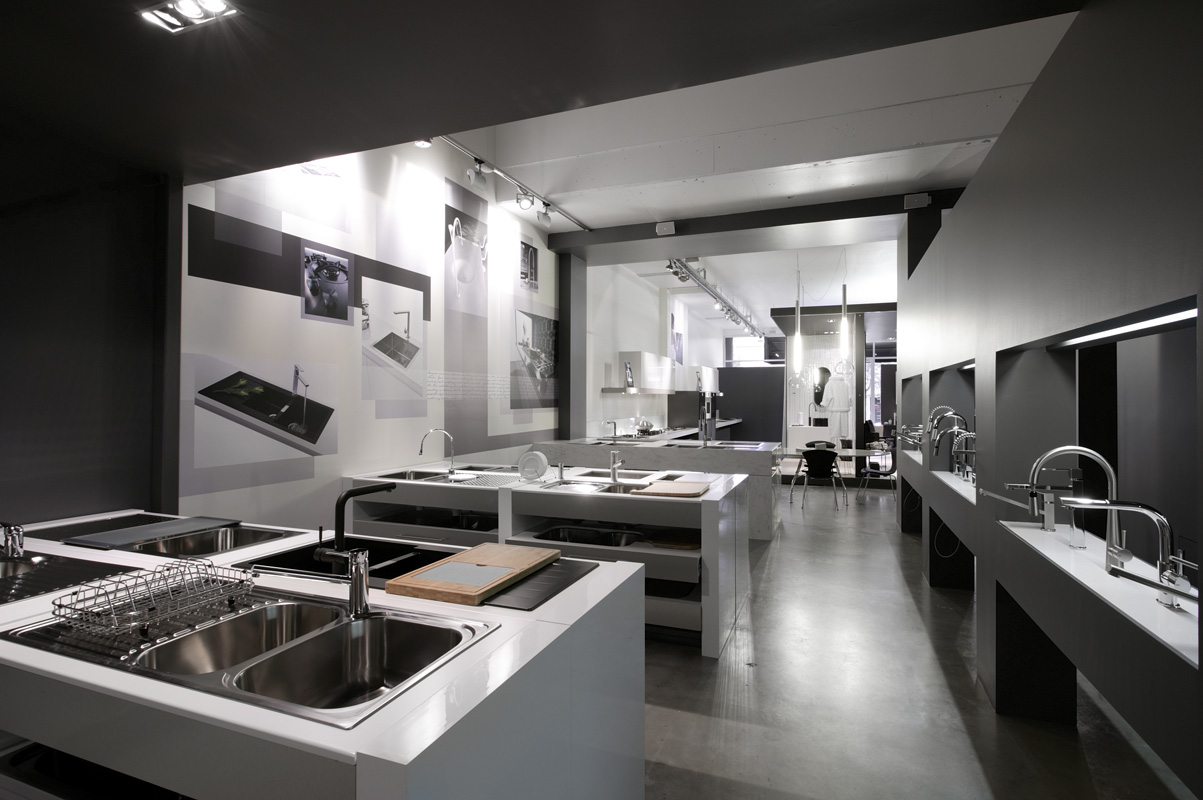Minosa Minosa Completes Abey Sydney Kitchen Bathroom Selection Showroom