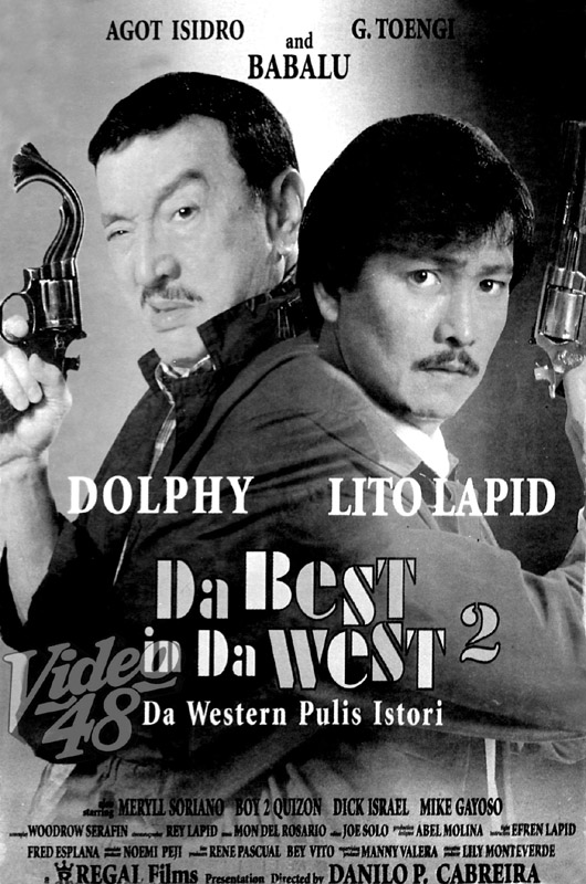 Da Best in da West 2: Da Western Pulis Istori (1996)