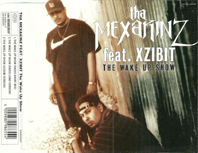 Tha Mexakinz – The Wake Up Show (CDM) (1997) (VBR)