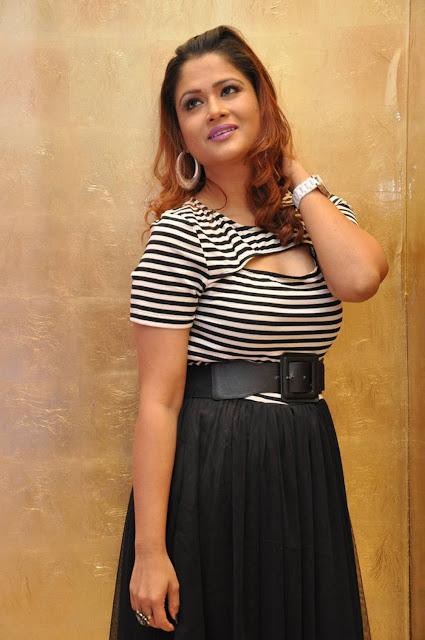 Shilpa Chakravarthy Stills At Upendra 2 Movie Audio Launch