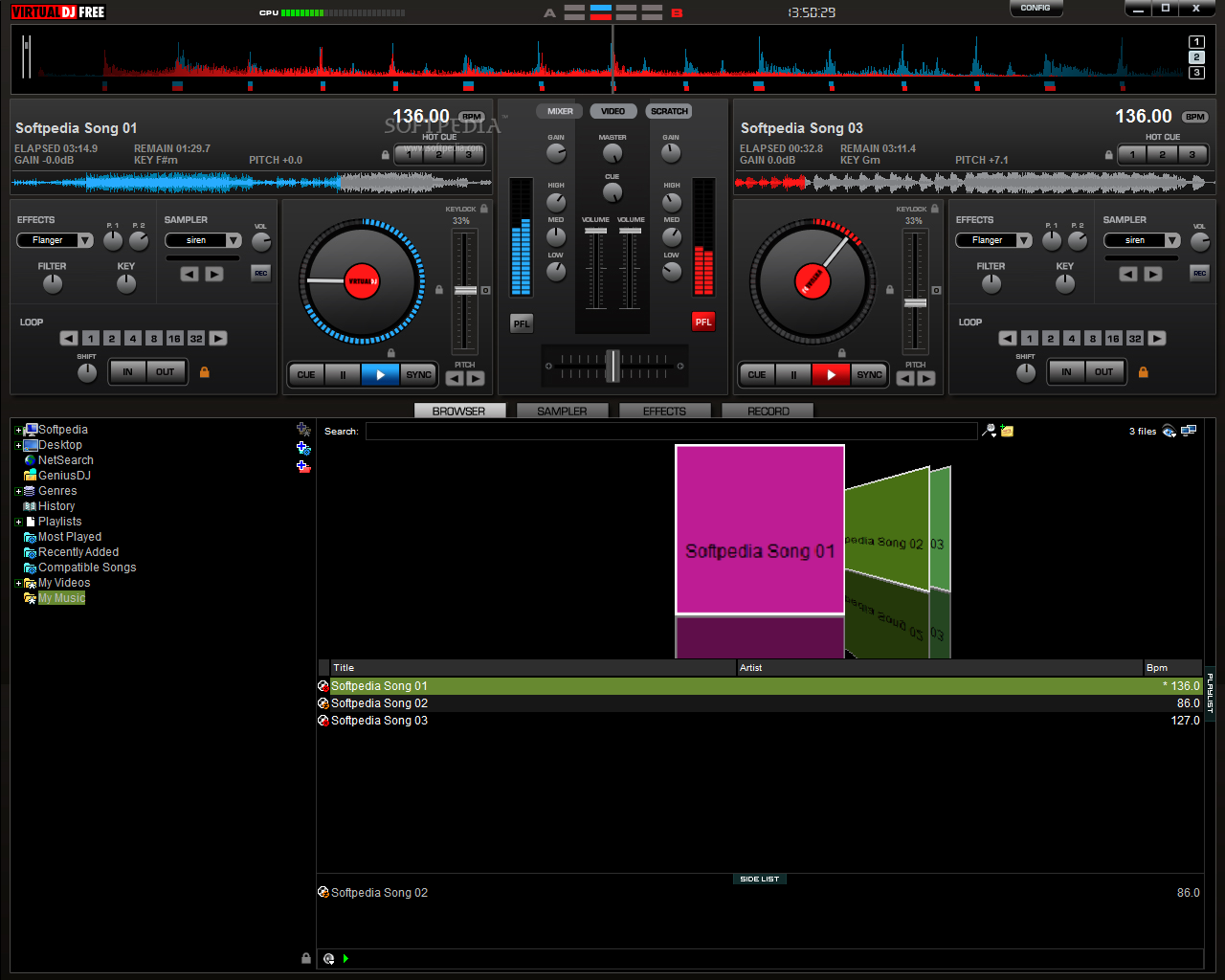 Descargar virtual dj software download virtual dj home for Virtual home software