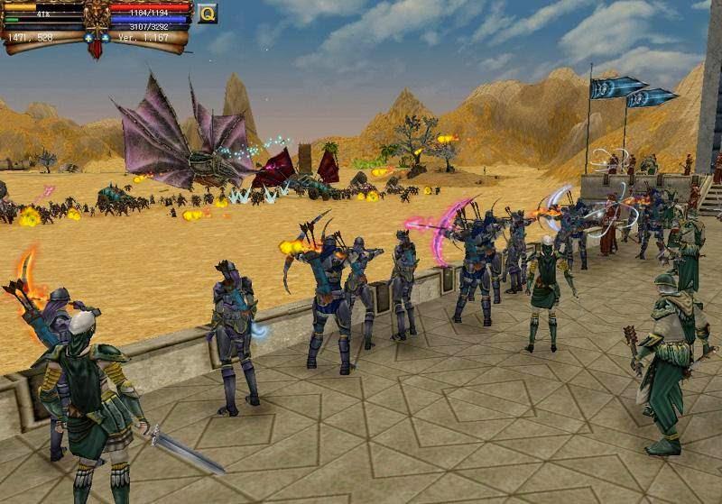 Knight Online Delos War