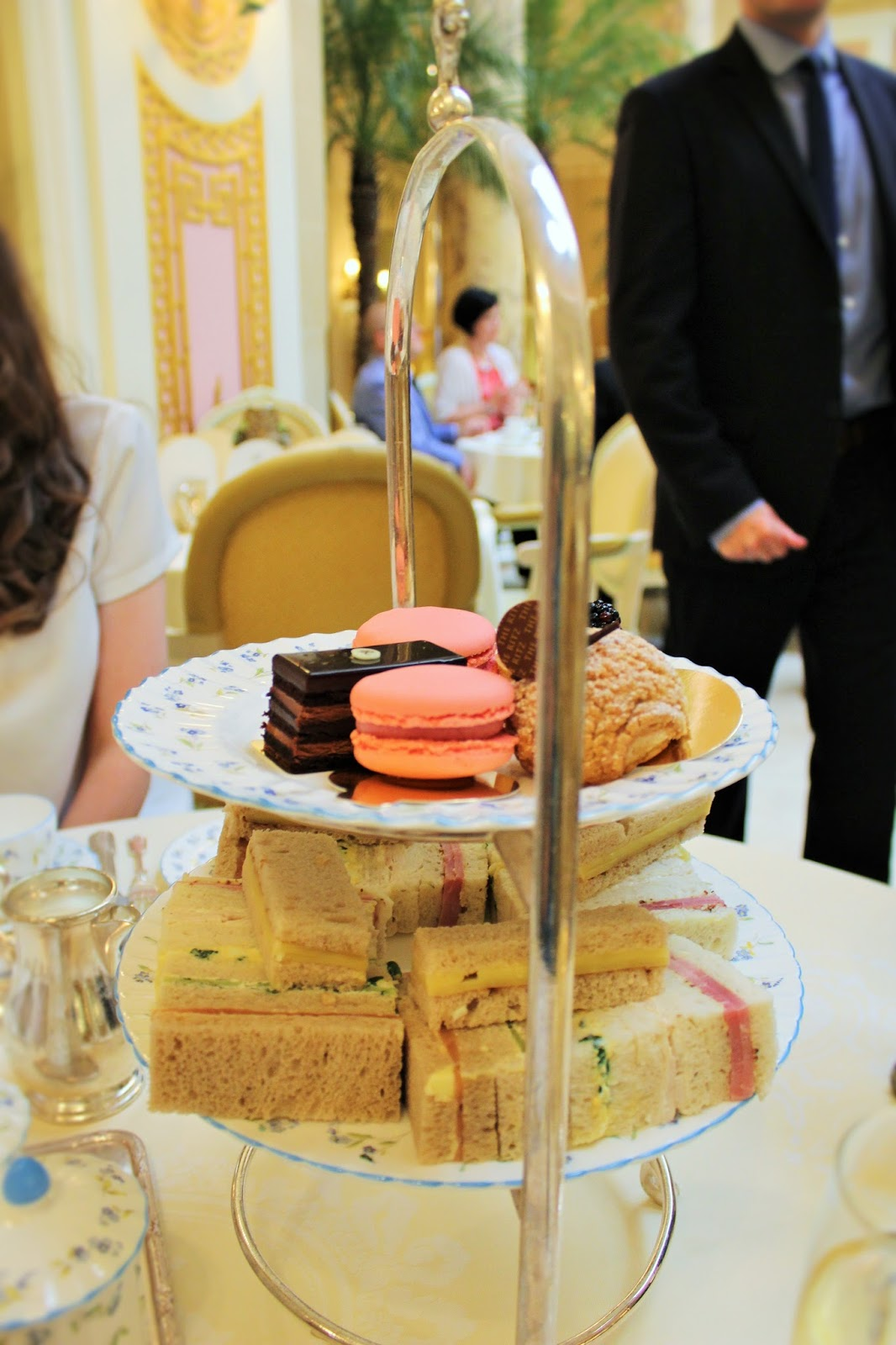 Afternoon Tea at The Ritz, London