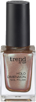 Preview: Die neue dm-Marke trend IT UP - Holo Dimension Nail Polish 020 - www.annitschkasblog.de