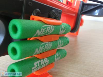 Nerf Starwars Chewbacca Bowcaster 2