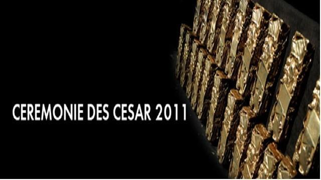 Palmarès César 2011