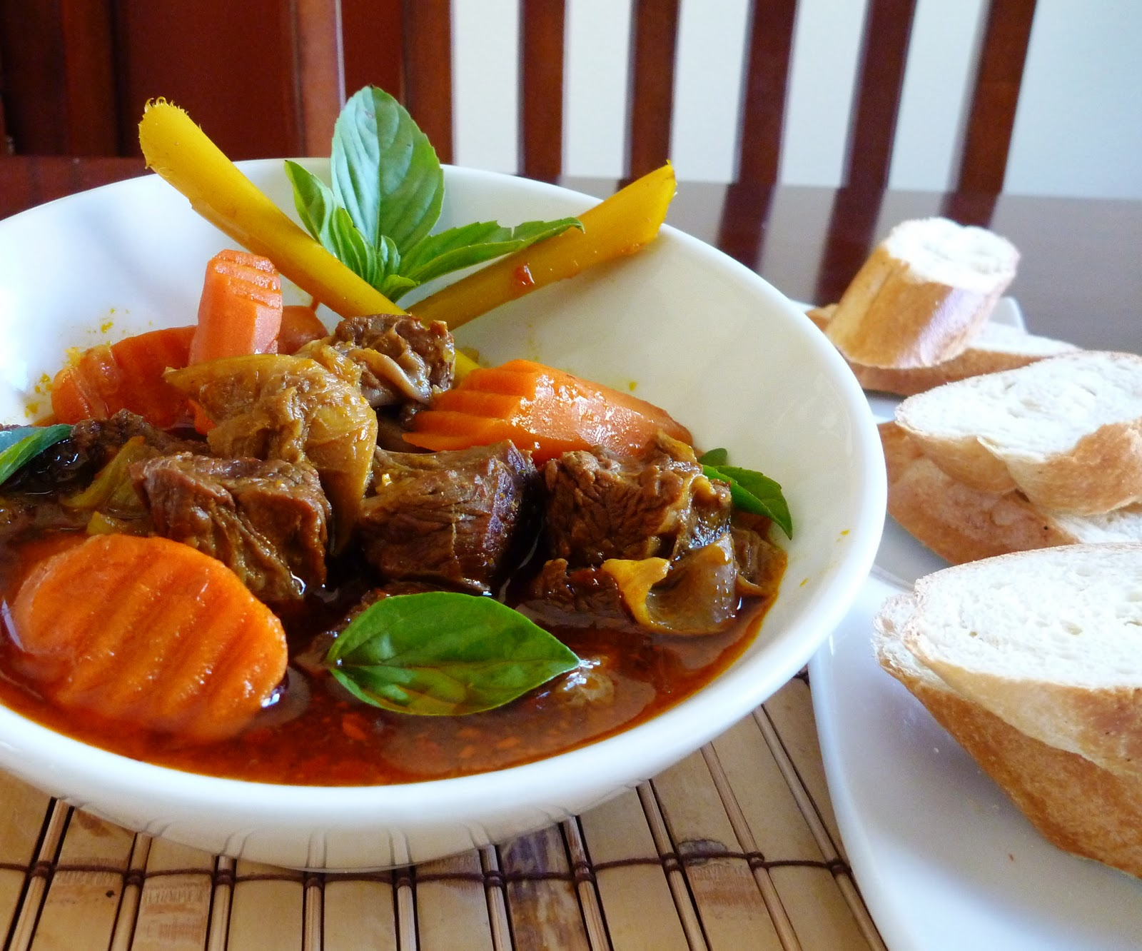 The Spices Of Life . . .: Bò Kho (Vietnamese Beef Stew)