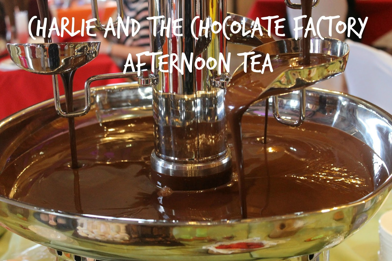 Adventures in Tea and Cake: Charlie and the Chocolate Factory ...