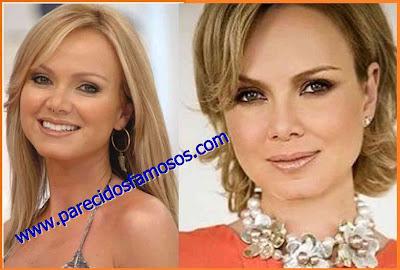 Eliana apresentadora Brasileña antes y después