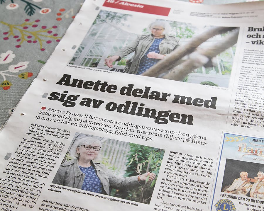 Smålandsposten 12 sept 2017