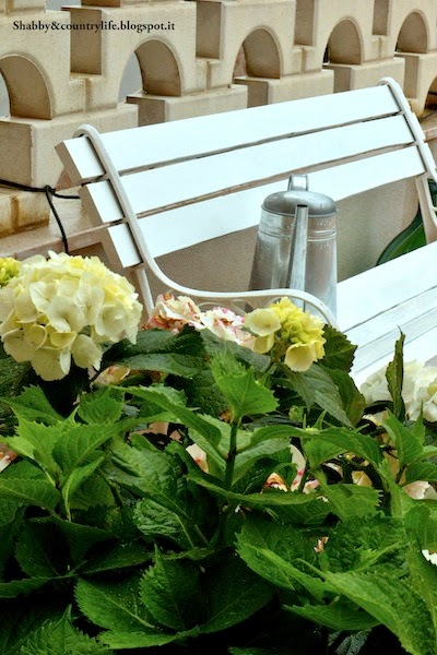 The beautiful warmth of May - shabby&countrylife.blogspot.it