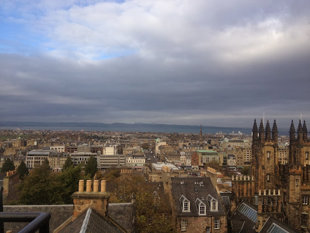 Inspire Magazine Online - UK Fashion, Beauty and Lifestyle Blog:  Edinburgh at a glance; Edinburgh; travel; Camera Obscura and World of Illusions; weekend away; budget traveling; attraction; optical illusions'