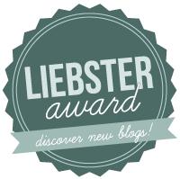 Liebster award ontvangen van Suzan