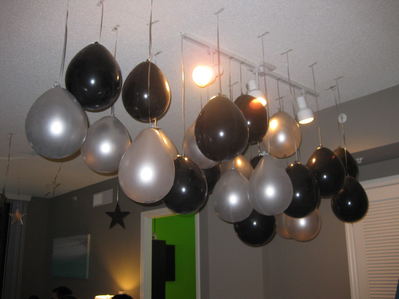Balloon Party Decorations Ideas Party Favors Ideas