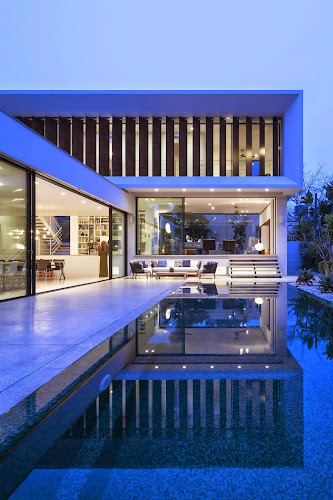 Mediterranean Villa by PazGersh Architecture + Design LTD
