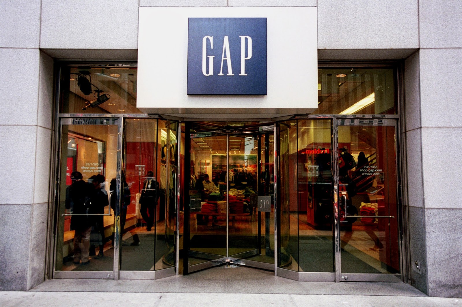 the gap Define gap: a break in a barrier (such as a wall, hedge, or line of military defense) an assailable position a mountain pass — gap in a sentence.