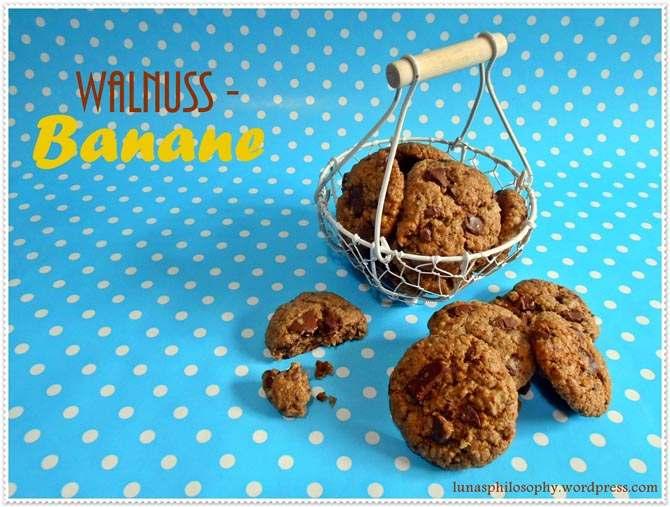 Walnuss Cookies
